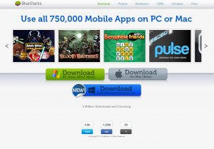 Avec BlueStacks, 800'000 applications de plus pour Windows 8!