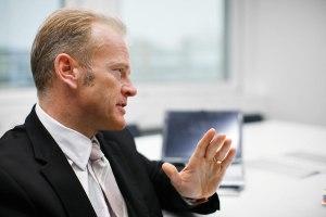 Carsten Schloter, CEO de Swisscom.
