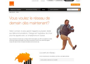Pour en savoir plus sur la couverture 4G/LTE d'Orange.