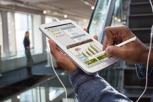 Galaxy Note 8.0: la puissante ardoise de Samsung arrive en Suisse.