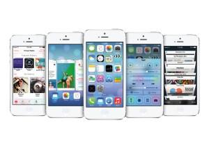 Apple relooke son système d'exploitation mobile voici le superbe iOS7.