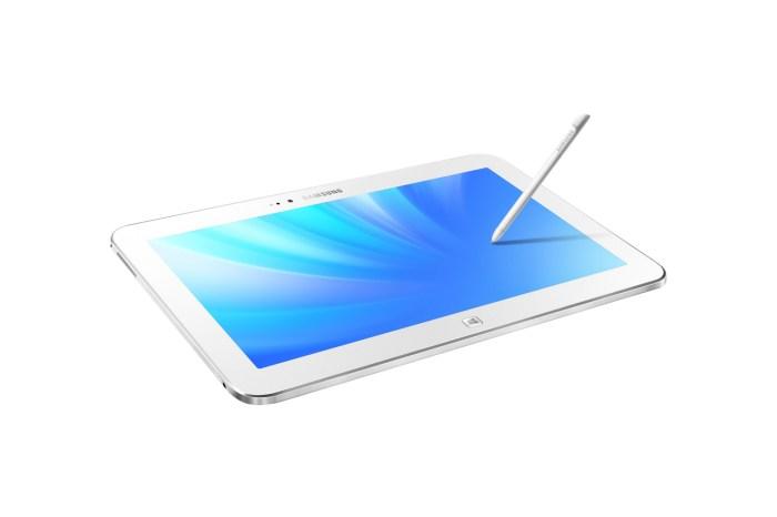 La tablette Samsung Ativ Tab 3: toute la puissance de Windows 8 et 10 heures d'autonomie...