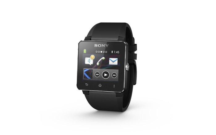 Sony remet ça avec sa Smartwatch 2.