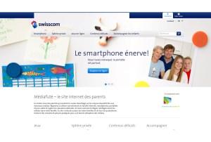 Swisscom Mediafuté.