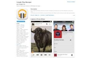 iTunes Radio se faisant attendre, testez Google Play Musique!