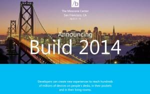"""Une version de travail de Windows 9 pourrait être présentée lors de """"Build 2014""""."""