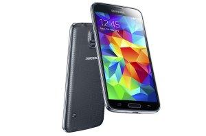 Le nouveau Samsung Galaxy S5.