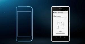 Xperia Transfer Mobile pour en finir avec l'iPhone, par exemple.
