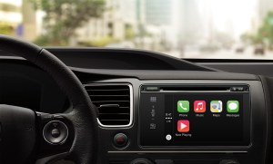 CarPlay sur Honda.