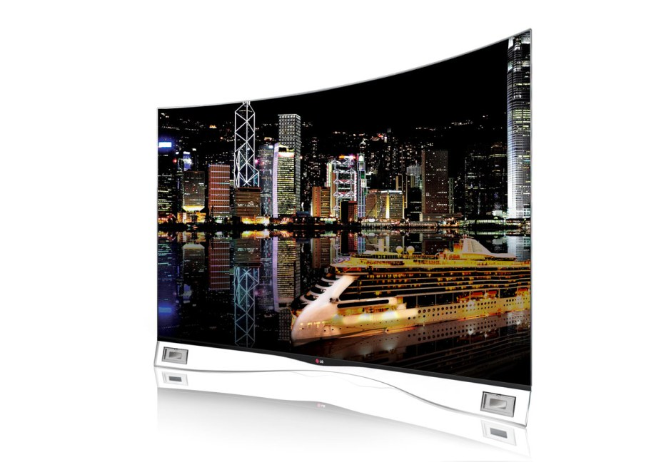 Un téléviseur OLED de LG qui a choisi webOS...