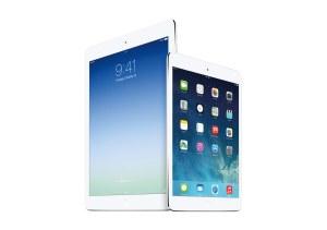 La famille iPad reste une valeur sûre.