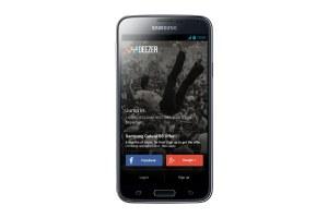 Le Samsung Galaxy S5 avec Deezer Premium+ gratuit pendant six mois.