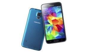 Le Samsung Galaxy S5.