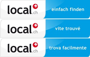 Les services de local.ch.