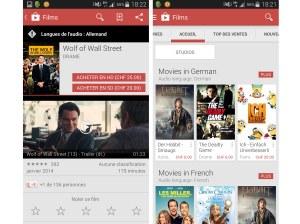 Google Play Films débarque enfin en Suisse!