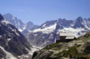 La Lauteraarhütte sera immortalisée par Google.