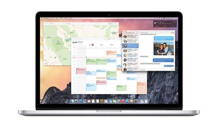Mac OS X Yosemite sera disponible en bêta dès cet été.
