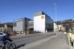 Orange Communications à Bienne. Photo de la Ville.