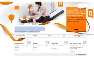 Orange France met le paquet sur le domaine de la santé connectée.