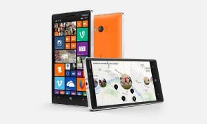 Le Lumia 930 et son capteur de 20 millions de pixels.