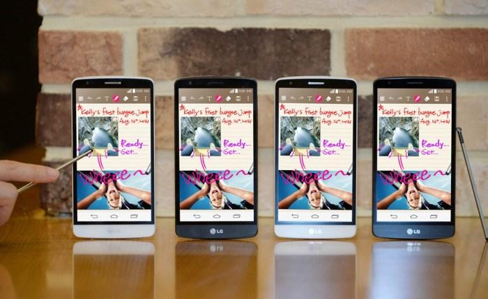 Le LG G3 Stylus devrait débarquer en septembre.