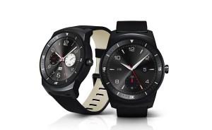 La LG G Watch et son écran P-OLED.
