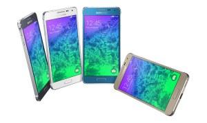Le Samsung Galaxy Alpha arrivera en Suisse et en France début septembre.