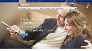 Il est vrai qu'avec Swisscom TV 2.0, on ne s'ennuie pas...