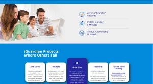 iGuardian: le boîtier qui protègera vos smartphones et tablettes des malwares.