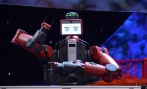 Ne manquez pas la 1ère Nipconf. Crédit: rethinkrobotics.com