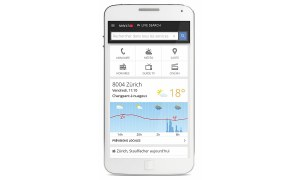 Mobile:l'application de search.ch.