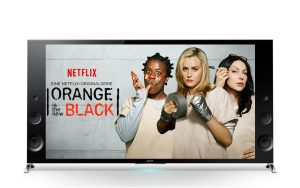 Sony, partenaire de Netflix pour vendre des TV 4K. Une bonne claque aux barons de l'image!