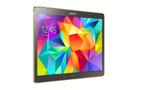 La Samsung Galaxy Tab S.