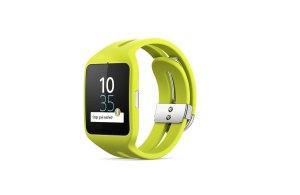 La Sony Smartwatch 3.
