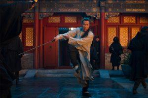 Tigre et Dragon 2. Photo: Rico Torres for Netflix.