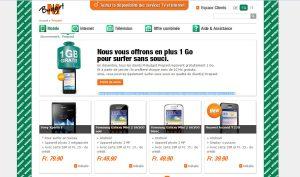 M-Budget Mobile offre 1Go à ses clients en décembre.