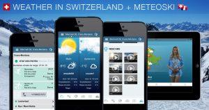 Météo Suisse et Météo France proposent toutes les infos pour le ski!
