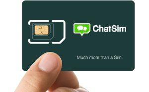 ChatSim: la carte pour chatter gratos en roaming.