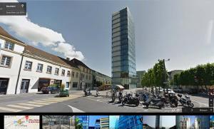 L'OFS à Neuchâtel. Photo: Google.