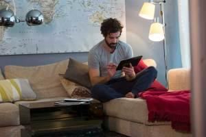 Swisscom pousse son offre de TV nomade Air.