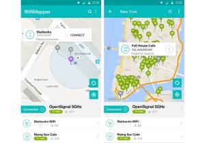 Wi_Fi Mapper plus ergonomique et plus puissant sur Android que sur iOS.