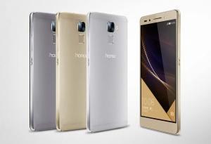 L'Honor 7, signé Huawei.