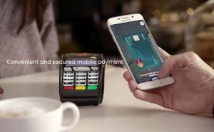 Samsung utilise les services de MasterCard pour sécuriser Samsung Pay.