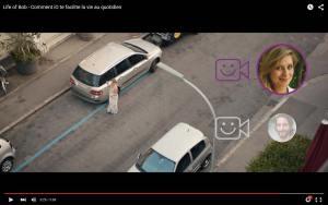 Swisscom explique en vidéo l'utilité du clavardage en vidéo.
