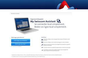 Swisscom My Assistant.