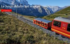 Le «.swiss» a été lancé en grande pompe.