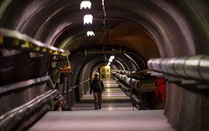 Les antennes de Swisscom équipent le CERN.