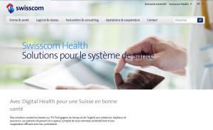 Swisscom Health.