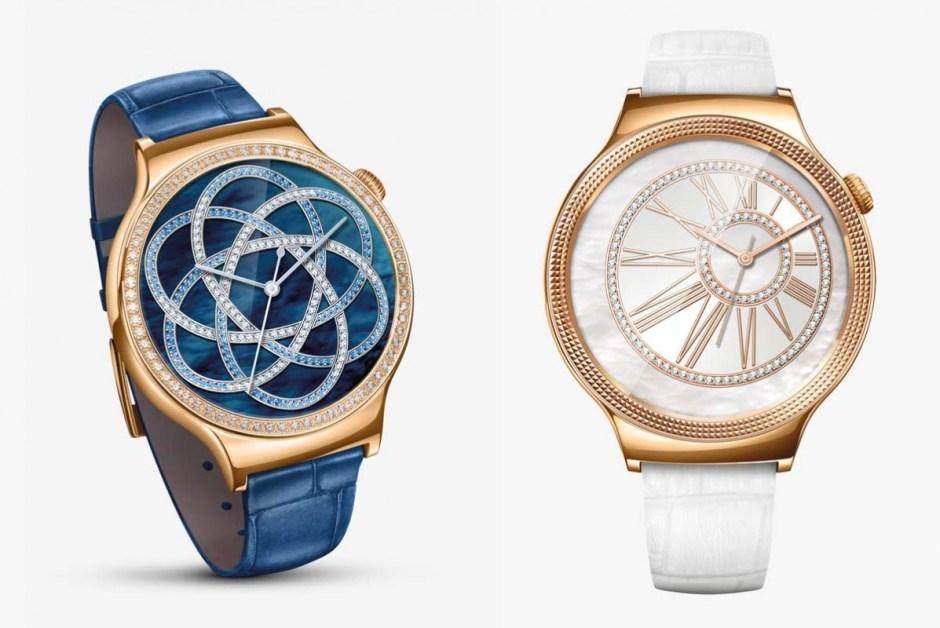 Huawei se lance dans l'horlogerie logicielle de luxe.