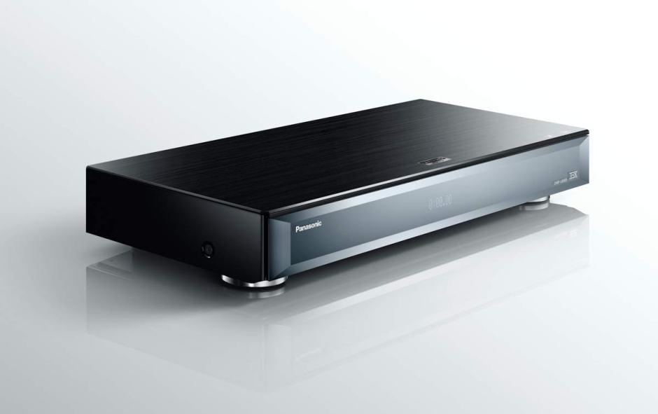 Le lecteur Blu-ray UHD Panasonic UB900.